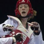 Taekwondoka Indra Craen