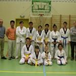 Examen teakwondo nov 2014