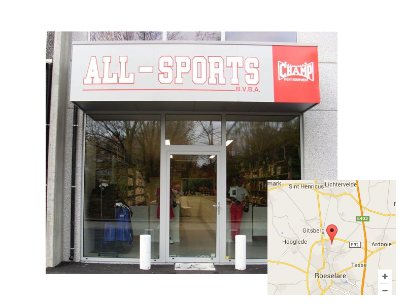Sponsor All Sports Roeselare