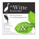 Sponsor De Witte Kraanvogel