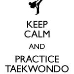 Taekwondotrainingen
