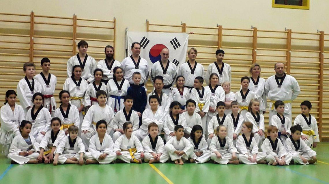 Taekwondoclub Chindojang Deerlijk